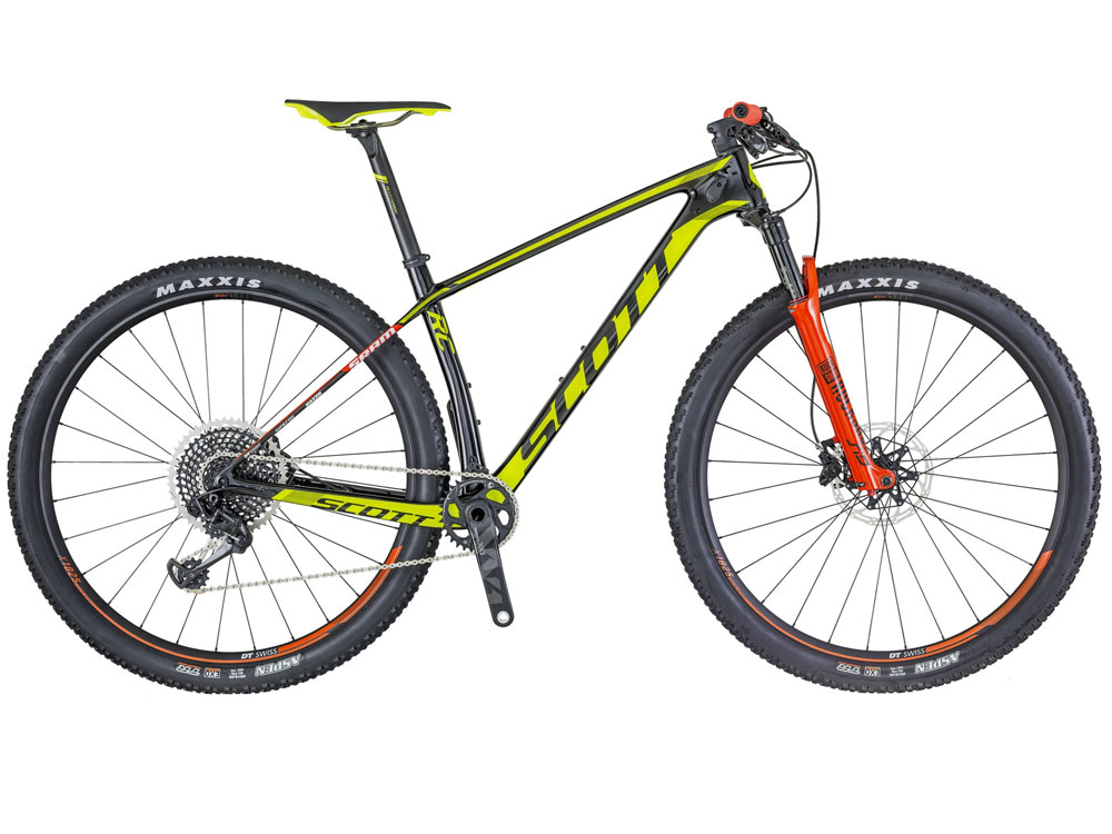 Scott Scale RC 900 World Cup Hardtail Mountainb...