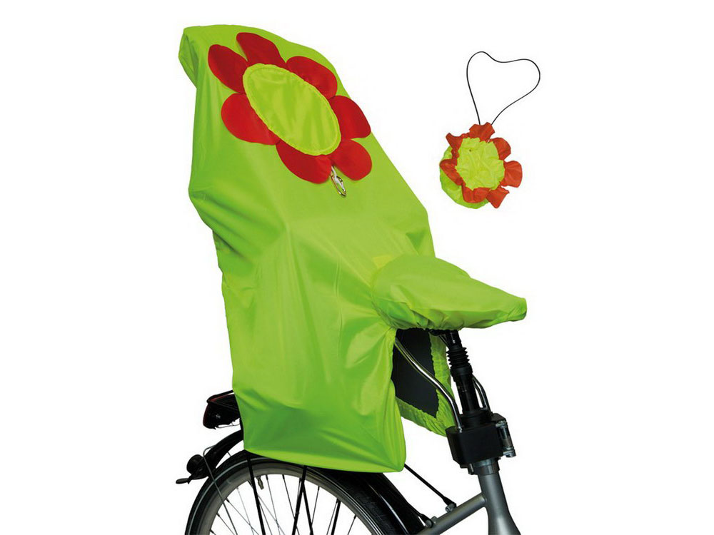 Bike-Parts Regenschutz Kindersitz Lucky Cape Qu...